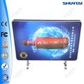 sistema de iluminación al aire libre arcylic hoja de malla de la pantalla