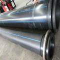 gran diámetro hdpe tubo de drenaje de alcantarillado