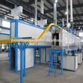 perfiles de aluminio de revestimiento del túnel del horno para el secado