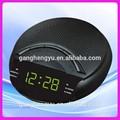 Electrónica digital de radio reloj