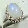 925 de plata de ley larimar anillos de la joyería al por mayor joyería de plata