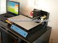 ADL-3050A estampagem quente, fazer do cartão da máquina, máquina de impressão de transferência de calor papel