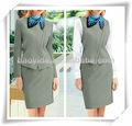 de alta calidad de moda 2013 azafata de avión uniformes