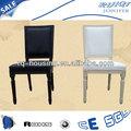 Antiguos silla de comedor estilos de alta calidad de madera silla de comedor rq-20