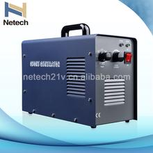 20%- 100% ajustable 3g 7g la capa de ozono purificador de aire de uso en el hogar/110v 60hz