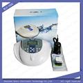 De doble bls-1036 persona el uso de la célula de la máquina de desintoxicación iónica baño de pies