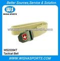 Accesorios Militares metal cinturón de lona de cinturón