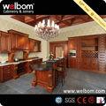 Welbom armarios de cozinha de madeira