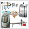 aprobado por la ce de alta calidad máquina de hacer pan