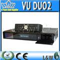 Sistema Operativo Linux Doble Twin Tuner, DVB-S2 o DVB C / T Vu DUO2 2014