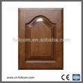 diseñado de la catedral de cerezo americano de madera sólida del gabinete de cocina puerta