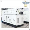 planta de energia electrica100KW Ricardo Motor generadores