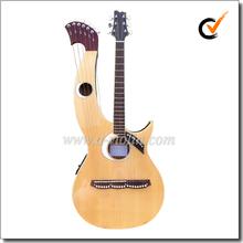 20 Cuerdas Guitarra Arpa Con 4 bandas EQ (AHARPG48)