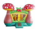 La parte superior 2014 vendiendo/pío setas inflables gorila saltando para los niños