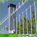 Recubierto de PVC paneles de la cerca de metal de hierro forjado baratos en venta