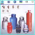 gb estándar de baja presión del cilindro de gas propano tanque tamaños