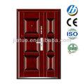 puertas de entrada de hierro forjado