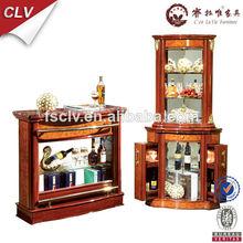 venta al por mayor cosecha decoración mesa de bar y decorado del gabinete