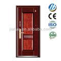 S-117 puerta de acero inoxidable
