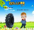La agricultura radial de ruedas y los neumáticos 18.4-34 y agricultura de los neumáticos del tractor 16 9-28 para la venta