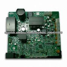montaje del circuito de carga solar de Leadsintec Fábrica