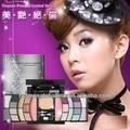 fabricação de taiwan sombra maquiagem conjunto para as meninas