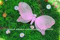 jardín decoración de la mariposa de nylon