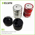 2014 ampliamente utilizado kelvin original e recargables de la cachimba con la nueva tecnología