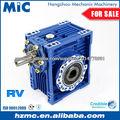 NRV030 Gusano Caja de engranajes fabricante Pequeño Transmisión Caja de cambios