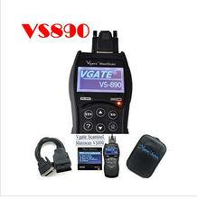 Más reciente y multi-idioma VGATE VS890 MB880 OBDII OBD2 EOBD CAN-BUS Fallo del lector de código