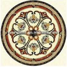 de cerámica azulejo piso medallones vps622a
