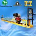 Estrada de concreto e argamassa máquina com motor honda gx160( fzp- 55)
