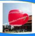 venta al por mayor popular publicidad de aire caliente globo de helio para la promoción