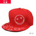 Hot!!! Simples estilo de borda plana novo caps baratos snapback cap
