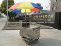 móvel fast food cachorro-quente empurrar carrinho cão caravana carro de fast food para venda carrinho de comida para venda