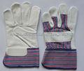 Cow grain work gloves