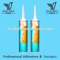 280ml claro color de silicona acético