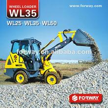 Cargadora de ruedas china FORWAY WL35