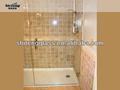 Chuveiro porta de vidro/porta do banheiro de vidro/porta de vidro temperado/