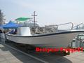 Panga 31 barco de pesca barco de fibra de vidrio Embarcación de recreo