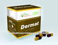 Alergia en la piel de los suplementos a base de hierbas cápsula- dermat