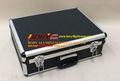 La fortaleza de la preparación profesional de la caja de herramientas( de aluminio) con carro& de peluquería
