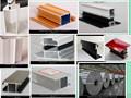 aluminio de extrusión