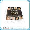 2013 las ventas caliente de la moda de la revista de impresión