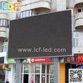 p6 smd al aire libre a todo color pantalla de led de publicidad de vídeo de pantalla led bueno después- venta