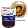 1k brillo de oro de la perla de automoción de pintura de coches
