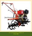 7/9/10/12hp diesel d'énergie électrique mini motoculteur tracteur