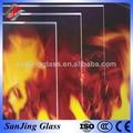 12mm vidrio resistente al fuego