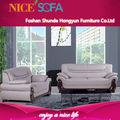 sofás de cuero italiano conjunto sala de estar mobiliario moderno a602