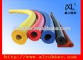 Espuma de tubo de goma/de caucho de silicona tubo fabricante en guangzhou